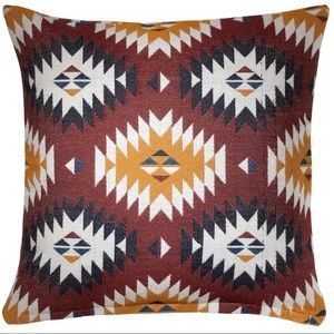 IKEA Fransine Aztec Pillow Cover